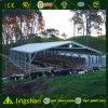 Vertiente de acero prefabricada de la vaca de Strucure del bajo costo
