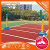 Игрушка спортивной площадки рамки волейбола малышей напольная