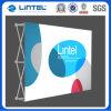 Exhibición de aluminio de la pantalla de 10ft exhibe los soportes de la bandera (LT-09D)