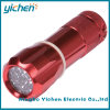 9 LED Glow in The Dark Flashlight (YC703WA3-9L)