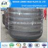 Fabrik-Qualitäts-elliptische Hauptrohr-Schutzkappe ISO-9001 China