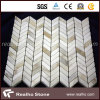 Install facile Marble Mosaictile con Flowing Design