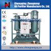 Máquina vendedora caliente del purificador de aceite de la turbina de la basura de la tecnología de Zhongneng para central hidroeléctrica grande o de tamaño mediano