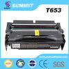 Cartouche d'encre de la meilleure qualité Compatible de laser Refill pour Lex T643