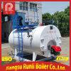 Caldeira de vapor despedida da pressão da fornalha fluidized-bed do petróleo da eficiência elevada gás térmico