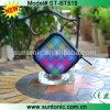 Haut-parleur de Bluetooth de bicyclette avec l'éclairage LED et les fonctions imperméables à l'eau, antipoussière et de Shackproof