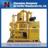Type élevé épurateur de pétrole de transformateur, usine de Quliaty Zyd de purification de pétrole de transformateur