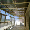 Window Glass에 Anti-Abrasion Transparent Policarbonato Sheet Applied