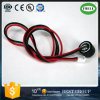 Em9767 con Boot e Wire Omnidirectional D9.7mm Electret Condenser Microphone con Wire