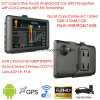 2016 vierling-Kern 5.0inch Androïde 6.0. 1.5GHz PCs van de tablet met GPS van de Auto Navigatie, FHD1080p Auto DVR, aV-in de AchterCamera van het Parkeren; 5.0mega GPS van de auto Navigator