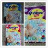 Pannolini del principe Baby Diaper Disposable Baby del cotone all'ingrosso l'imballaggio