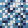 Schöne Blumen-keramische Mosaik-Dekoration-Fliese