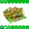 Campo de jogos interno do tema o mais atrasado colorido pré-escolar do oceano do certificado do GS do Ce