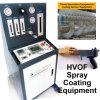 Tungsteno Coating Equipment para la corrosión Resist Revestimientos Procesos / Máquinas para la estación de generación Tornillos Chutes Converyer Cubos de energía