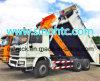 380HP를 가진 Shacman 덤프 트럭, shacman 팁 주는 사람 트럭 380HP
