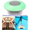 De Spreker van Bluetooth met Lamp