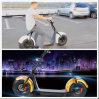 Motocicleta elétrica de 2016 rodas do trotinette 2 da forma Citycoco/Harley