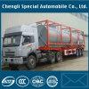 il contenitore chimico 20000liters trasporta il contenitore del serbatoio di combustibile