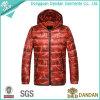 Del Mens di inverno della piuma del cappotto rivestimento esterno impermeabile giù (JS110401)