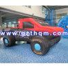 De reclame paste de Opblaasbare Opblaasbare Auto van de Douane van de Auto Model/Opblaasbare Model aan