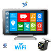 Sistema de Popularandroid carro DVR do espelho de Rearview de 5 polegadas com WiFi/Bluetooth