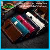 Cassa del cuoio della scanalatura di schede del coperchio posteriore di Hotselling per il iPhone 7/6s/6