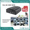 Обеспеченность 3G тележки/система слежения корабля CCTV автомобиля 4G HD 1080P Mdvr 12V