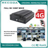 LKW-Sicherheit 3G/4G HD 1080P Mdvr 12V Auto CCTV-Fahrzeug-Gleichlauf-System