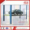 Guindaste hidráulico do carro de borne da garagem quatro da alta qualidade de Guangli