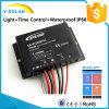 regolatore di controllo di 10A Epsolar 12V/24V Waterproof-IP68 Light+Time/regolatore solari Ls101240epli