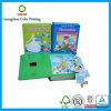 Libro de encargo de la actividad de los niños de la tarjeta