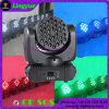 36X3W RGB Mini DJ Stage feixe LED Moving Head