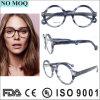 Klassiek Houten Rond Frame Eyewear voor Vrouwen
