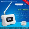aumentador de presión de la señal de la célula 1900MHz con el alto aumento 70dBi 2g 3G