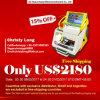 Promotion grande ! Copie de laser et machine de découpage principales automatiques automatisées par Sec-E9 neuves reconnues par ce