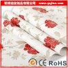 Papel pintado decorativo impermeable auto-adhesivo del alazor de los materiales del PVC