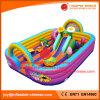 Uitsmijter van het Park van Amsument van het Kasteel van Inflatabe van het Stuk speelgoed van China de Opblaasbare Springende (T3-654)