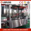 Cadena de producción de máquina de etiquetado del embotellado automático del aceite de mesa que capsula