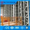 Crémaillère du système de stockage as/RS d'entrepôt diplôméee par ISO9001