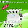 4CH al aire libre 1080P Resolución 1 SATA NVR Kit (XVRPGH420RF20)
