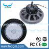 45의 60의 120 도 IP65는 UL Dimmable UFO 100W 120W 150W LED 높은 만 램프를 방수 처리한다