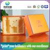 Caixa de presente de empacotamento da impressão cosmética da tampa e da bandeja (com EVA)