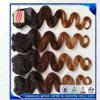 estensione dei capelli di colore di 5A Ombre/tessuto dei capelli umani Remy del Virgin