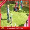 庭の装飾のための人工的な美化の草