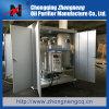 Recupero di filtrazione dell'olio della turbina/olio, macchina di rigenerazione dell'olio residuo