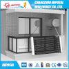 Balcón Tubo de vacío Calentador solar de agua caliente