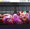 Shenzhen 320X160 a todo color al aire libre que hace publicidad de la visualización de LED video del RGB P10 de la pantalla