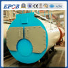 2000kg/Hr Wns 3 Pass Central Combustion Steam Diesel Boiler