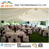 Span libero Wedding Tent con Lining e Curtains