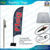 3m Feather Flag con Metal Square Base (NF04F06058)